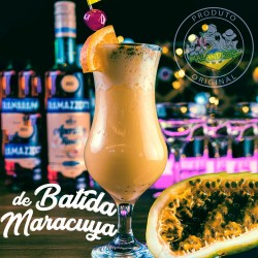 BATIDA DE MARACUYA